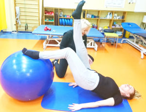 Medyczny trening rehabilitacyjny