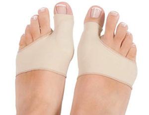 Terapia dysfunkcji stóp (halluksy)
